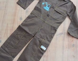 Boys Overall Playsuit