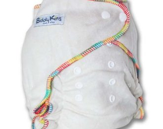 Biddykins Newborn Hemp fitted