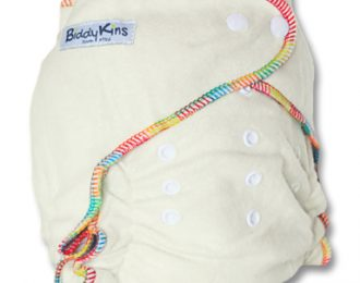 Biddykins Bamboo Fitted Night Nappy
