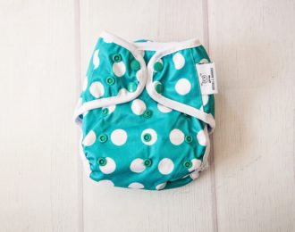 Doekies & Broekies PUL Nappy Covers – Double Gusset